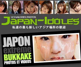 Les japonaises en folie !!!